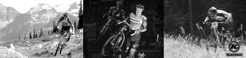Spencer Paxson, Kona Bicycles Team Rider