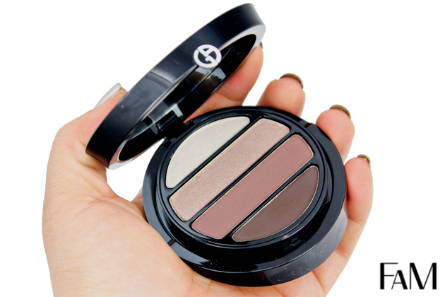 Armani Eyes To Kill Eyeshadow Palette #2 - Review and Swatch