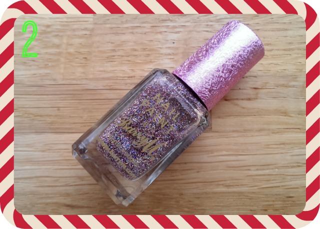 Prize 2 - BarryM nail polish