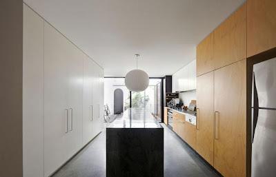 Dise o de interiores minimalista para un apartamento - Diseno minimalista interiores ...