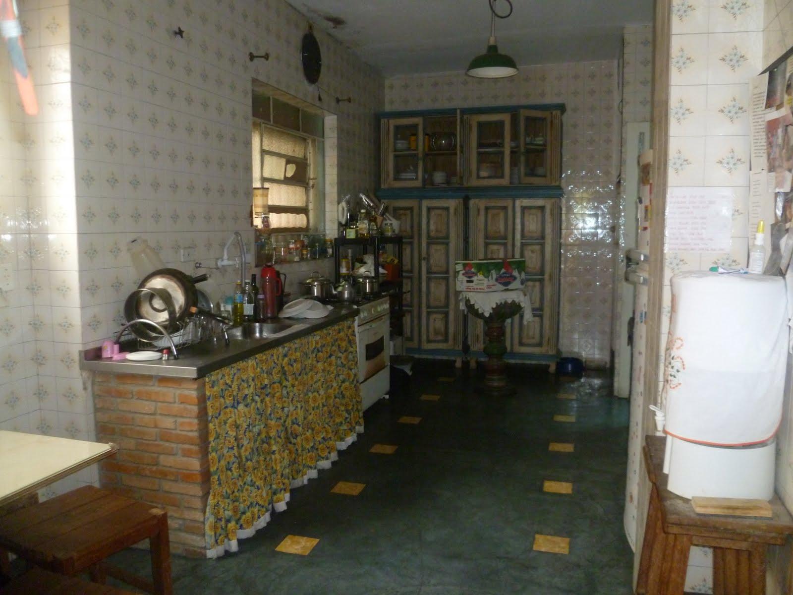 Vida Ativa: casa & galpão #5F4A2C 1600x1200 Banheiro Cimento Queimado E Pastilhas