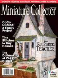 November 2013 Miniature Collector