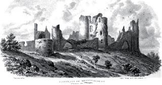 patrimoine de l'Allier château de Montgilbert