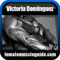 Victoria Dominguez Female Bodybuilder Thumbnail Image 6