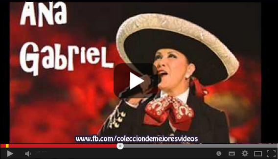 Vídeo Musical, Ana gabriel