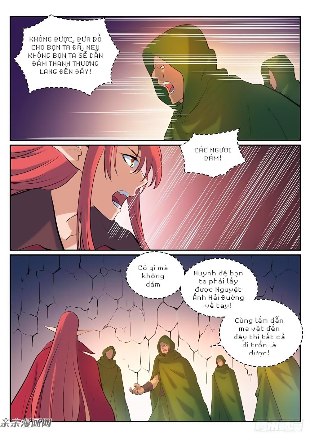 Bách Luyện Thành Thần - Chap 281