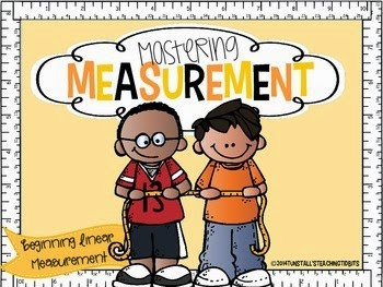 http://www.teacherspayteachers.com/Product/Mastering-Measurement-Non-Standard-and-Standard-Linear-Measurement-1104176