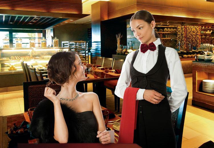 we are recruiting waiters    waitresses  to start
