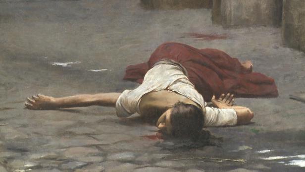 Jakub Schikaneder 1855-1924 | Czech painter | The Mysterious Moods