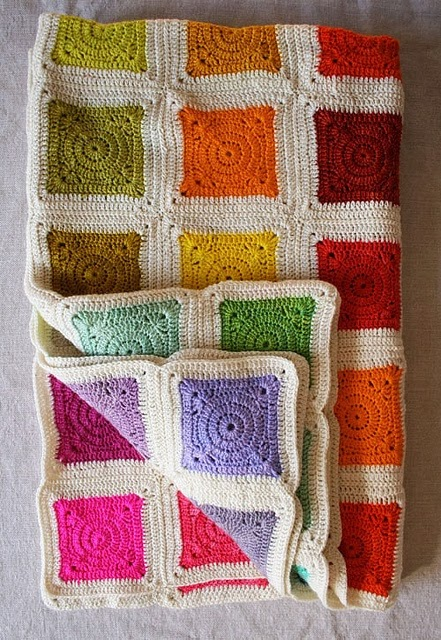 http://www.purlbee.com/the-purl-bee/2012/11/15/whits-knits-bears-rainbow-blanket.html