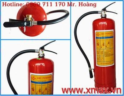 Cung cấp các loại bình chữa cháy và phụ kiện thiết bị pccc giá rẻ Seasion 17