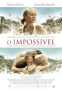 """Poster do filme """"O Impossível"""""""