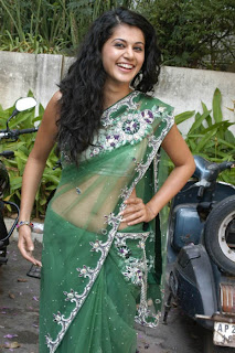 Tapsee-hot-in-saree-images-8