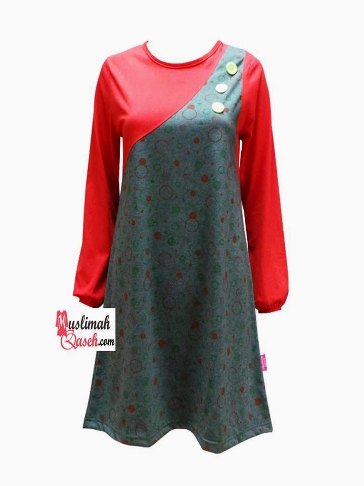 T-Shirt-Muslimah-Qaseh-QA001E