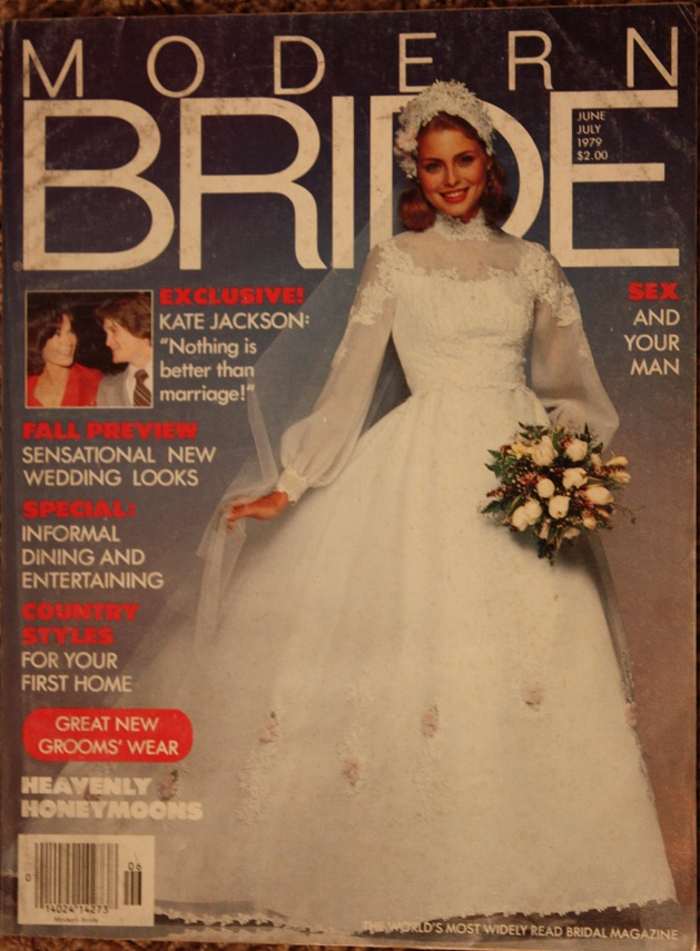 Wondering and wandering wedding magazines from 1979 junglespirit Choice Image