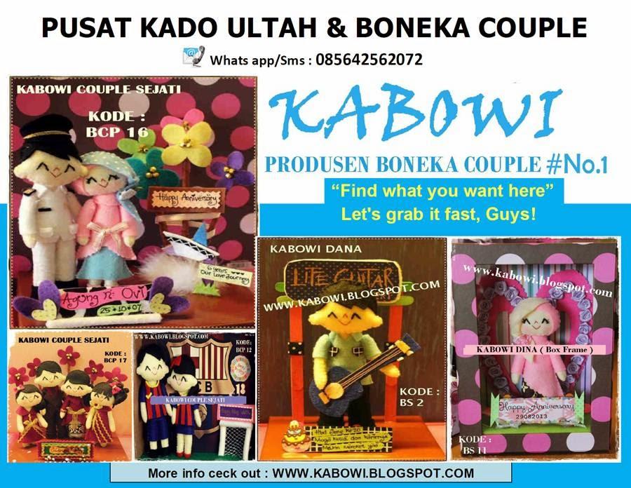 Kami menyediakan souvenir kado yang cocok untuk hadiah ulang tahun