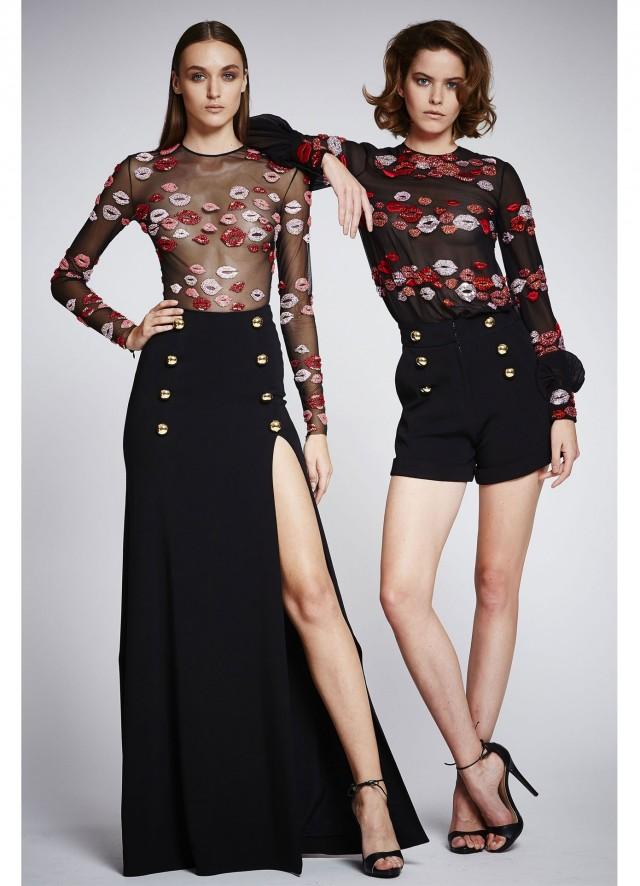 Bonitos look de moda   Coleccion Zuhair Murad