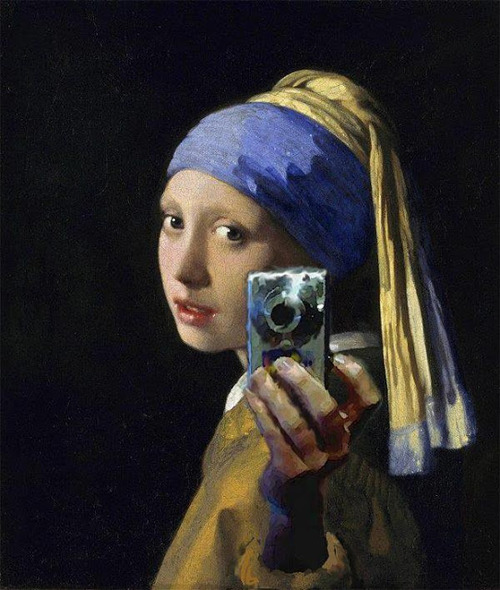 Re-post: The Young-Girl and The Selfie
