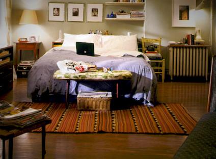 Quiero un piso como el de carrie bradshaw latvdp los - El piso de lola ...