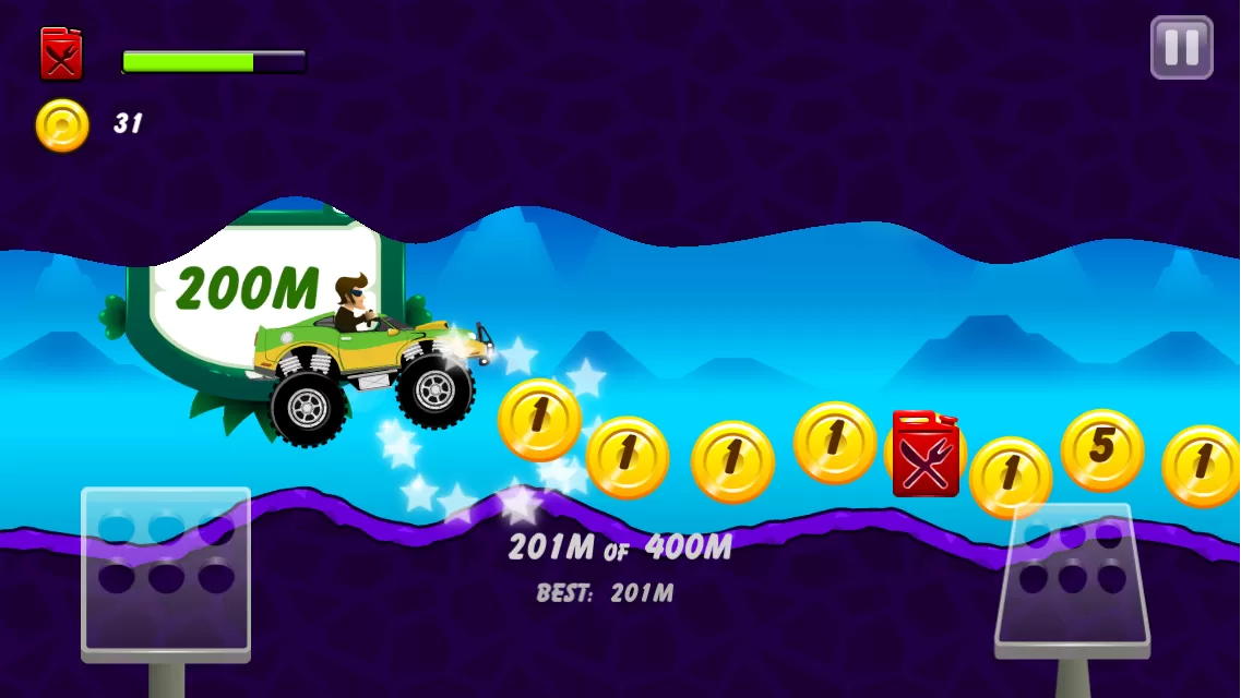 hill racing mountain climb 2 6 on a apk format for android