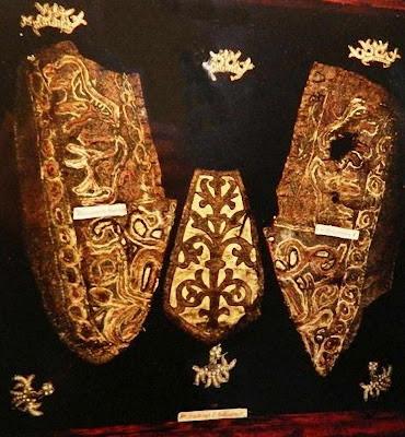 Fragmentos das Sandálias de Cristo