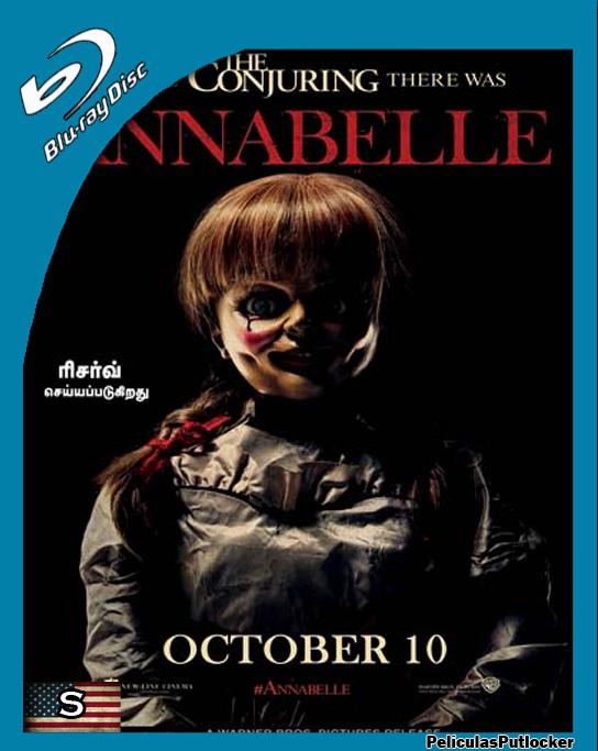 Annabelle [BrRip 720p][Subtitulado][SD-MG-1F-RG]