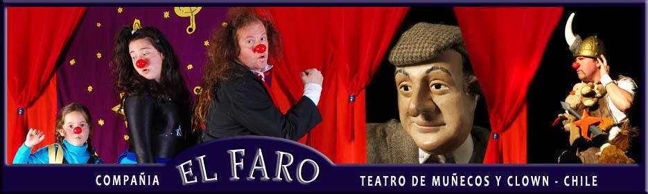 El Faro teatro de muñecos y clown