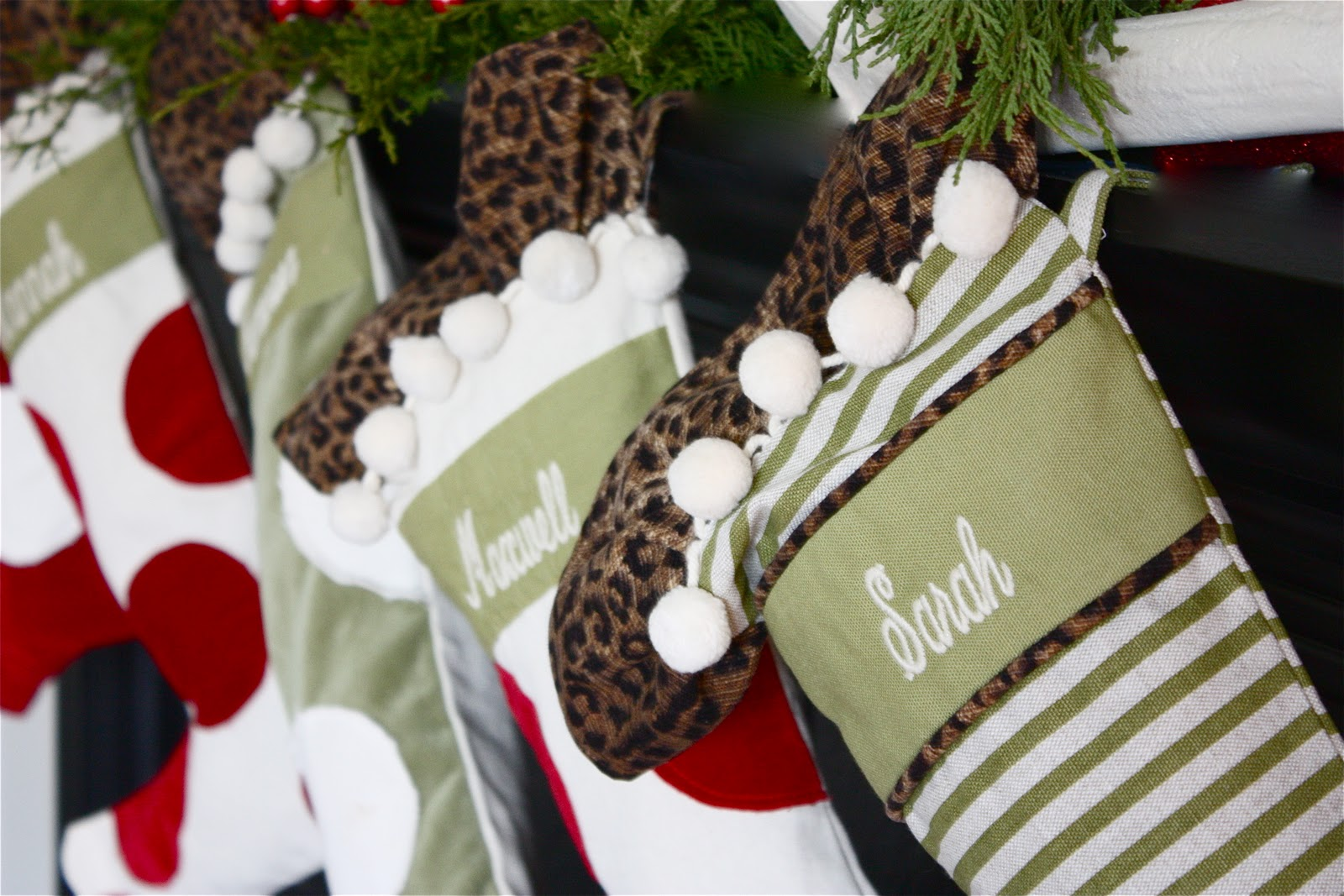 It Began With Our Stockings From Ballard Designs