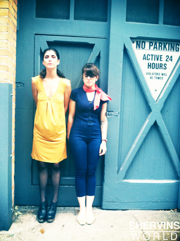 hipster girls, east village fashion, shervins blog