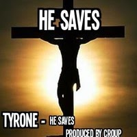 Tyrone - He Saves (produced by Croup) (Real Hip-Hop)