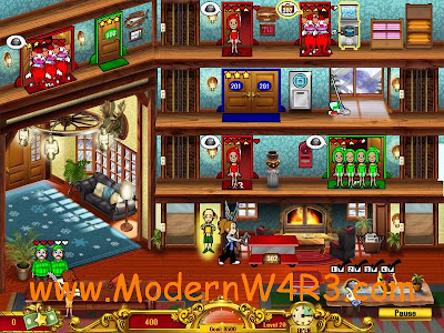 Hotel Dash 2 - Lost Luxuries - PC Full Version Free Download