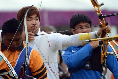 Juegos Olímpicos Londres 2012