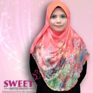 Koleksi tudung sweet muslimah