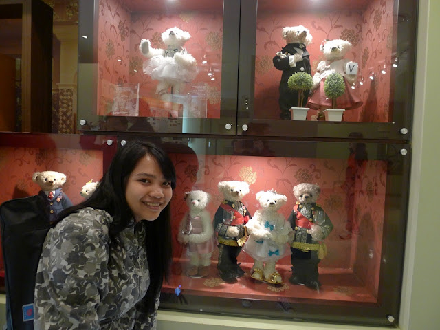 teddy bear princess hours