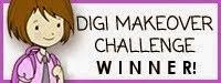 Winner Digi Makeover challenge nº 162