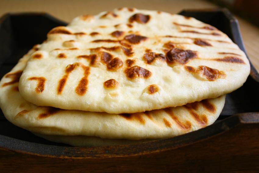 Grilled Flatbread Recipes — Dishmaps