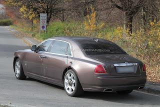 Rolls Royce Ghost EWB