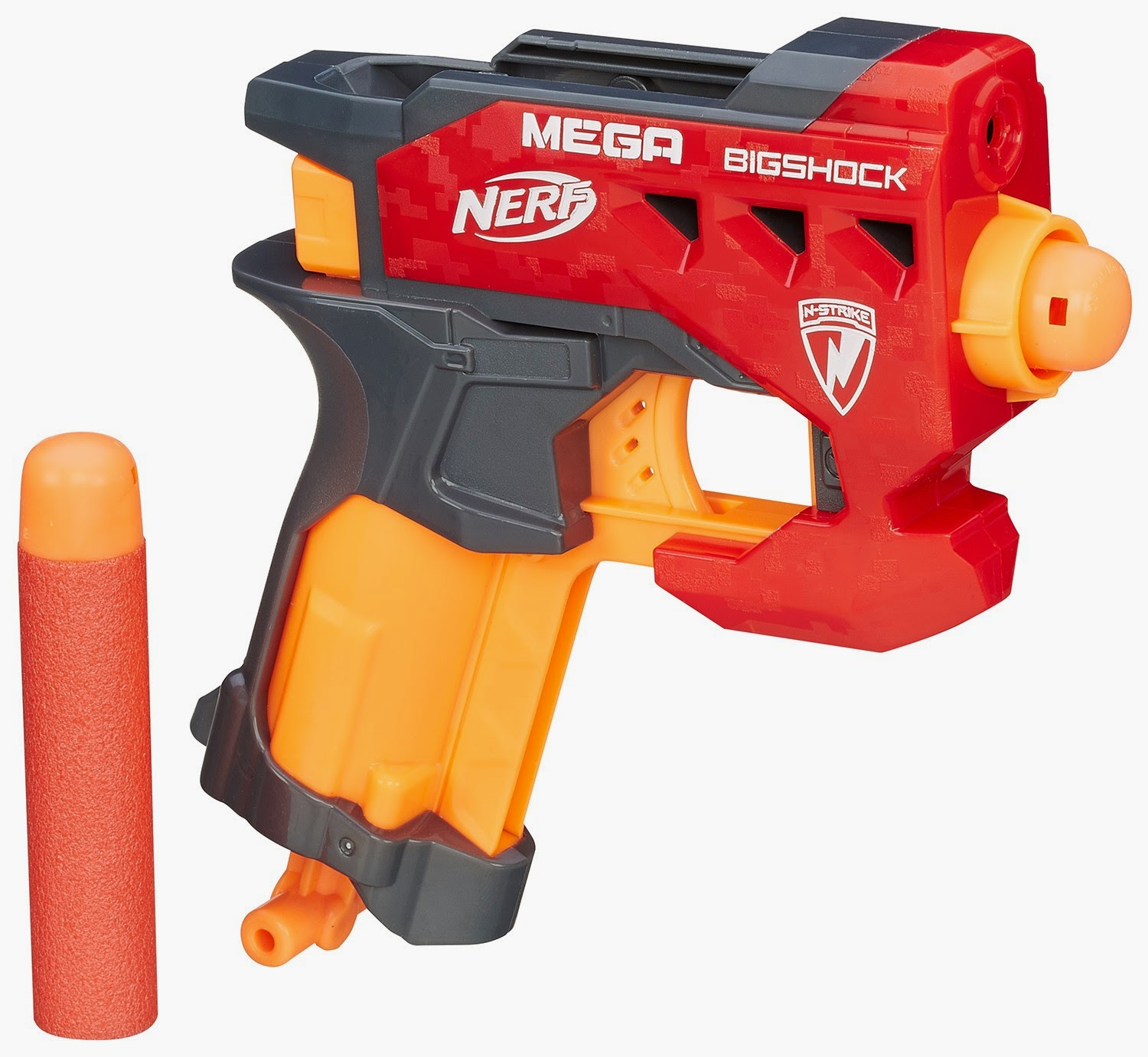 Hasbro Nerf Dart Tag Sharp Shot Blaster in addition Watch moreover 59f1780e3cde3f217c4247ef as well Achat pistolet Nerf Blaster also Nerf N Strike Mega Bigshock Gun Toy 3855393. on nerf n strike mega bigshock blaster by