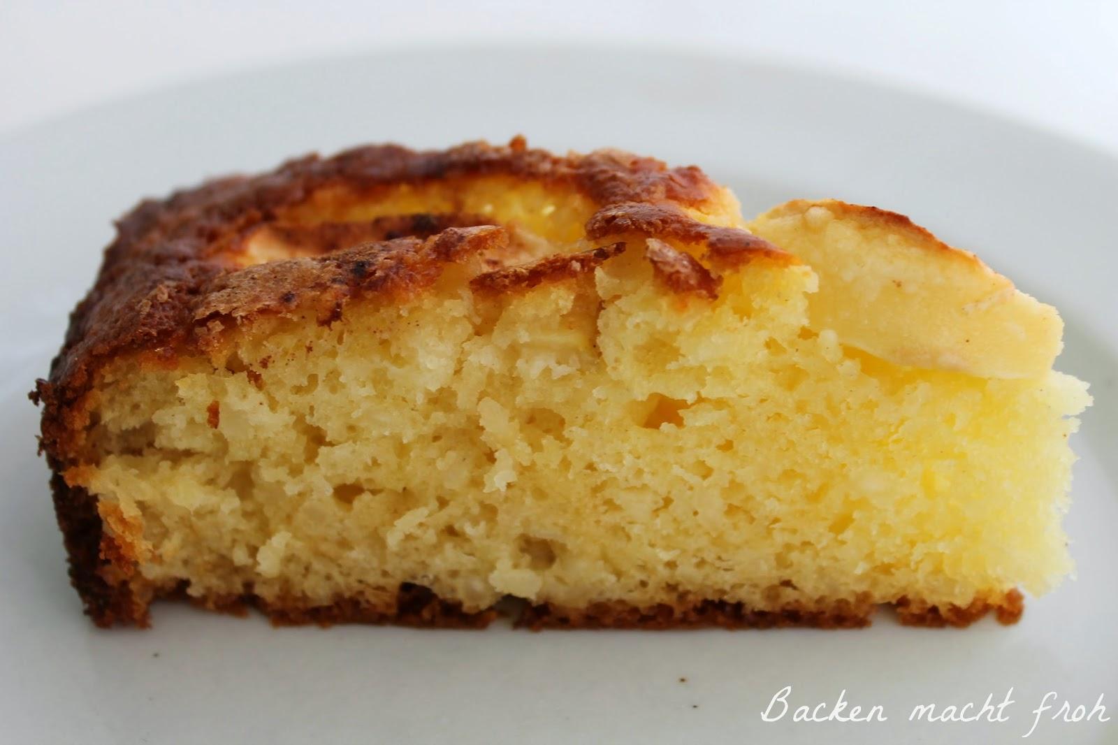 Kuchen milchreis apfel