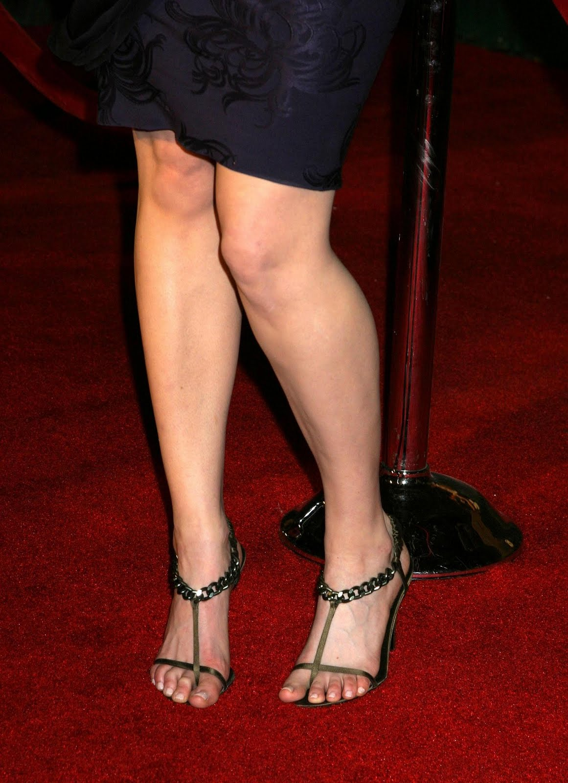 Emily deschanel naked feet many