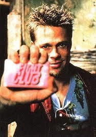 Brad Pitt Tyler Durden Fight Club El club de la lucha
