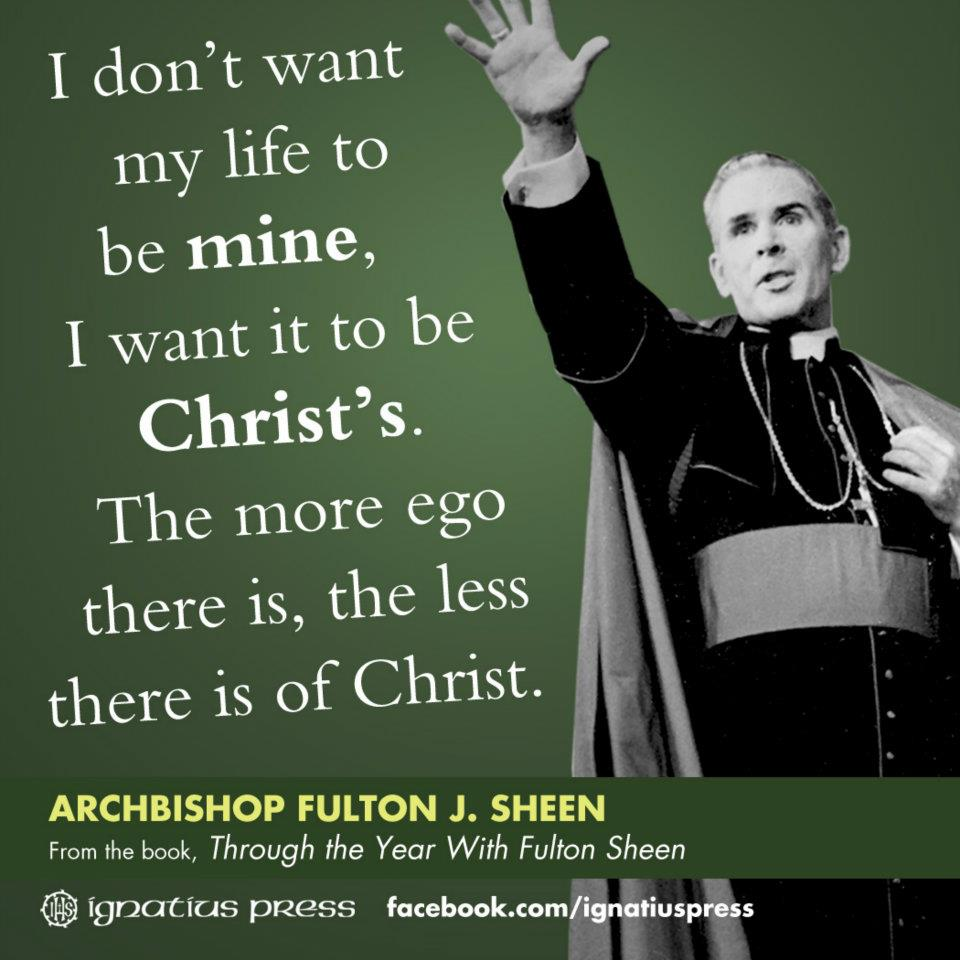 Venerable Fulton Sheen: Theologian? Timeless?