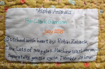 Alpha Animals, label
