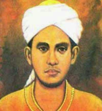 gambar pahlawan - KH Zainal Mustofa