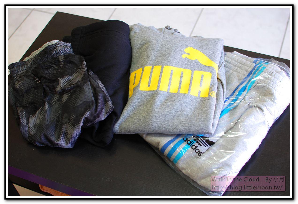 運動服飾PUMA vs Adidas