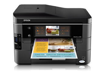 Epson WorkForce 845 Driver Download For Windows 10 And Mac OS X