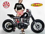 Project 6, 92 Honda XR600 Completed  Sold