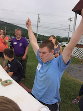 2017 Youth Fair Pie Eating Contest