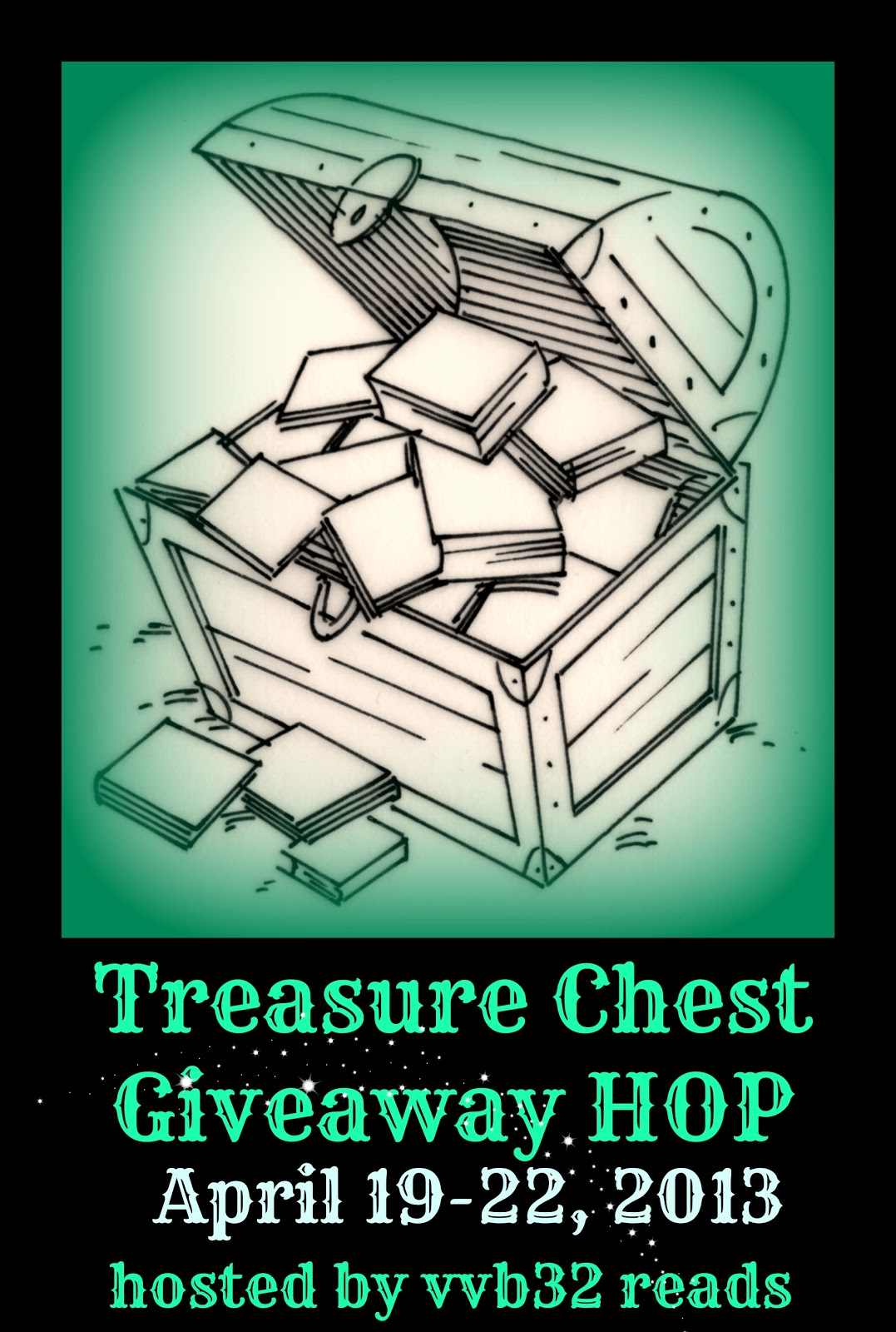 vvb32 reads: Treasure Chest Giveaway HOP