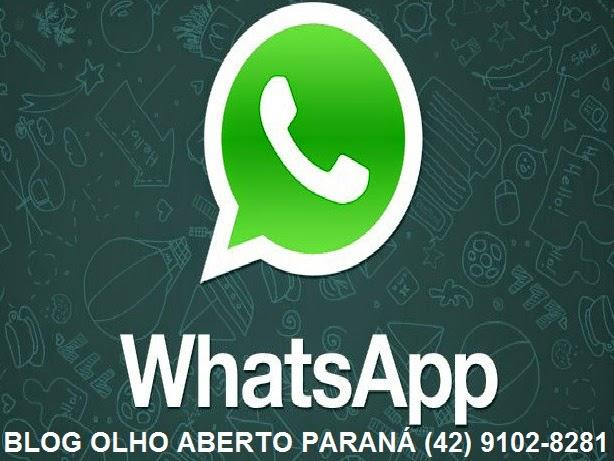 WhatsApp do Olho Aberto Paraná
